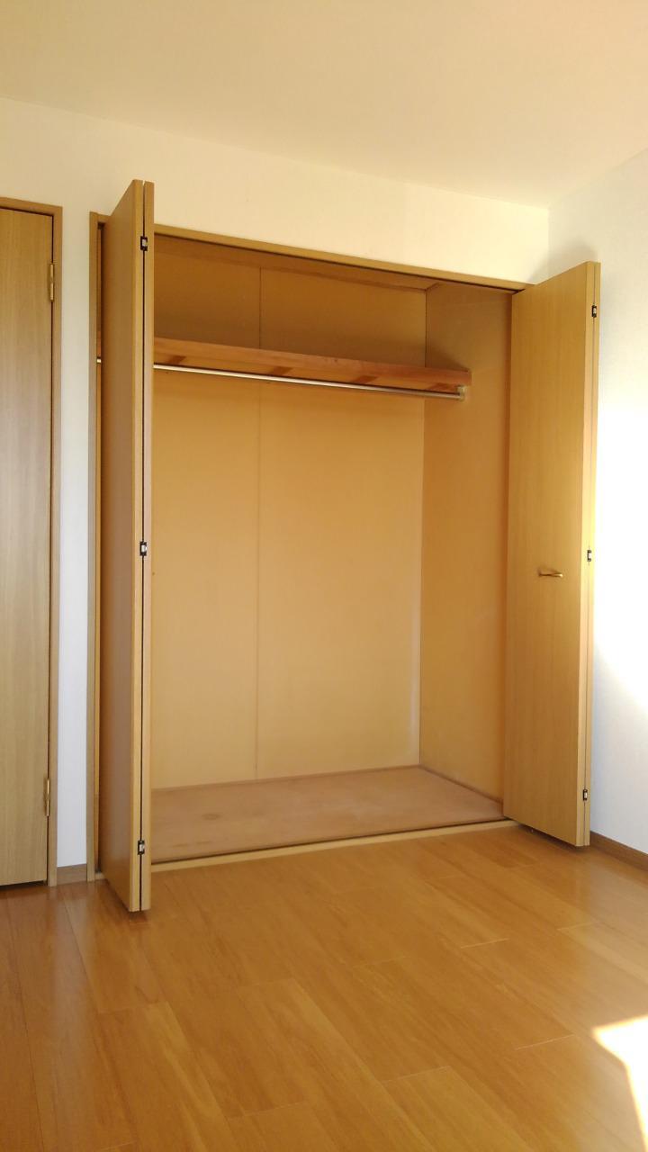 コーポ・アンソレイエ 02020号室の収納