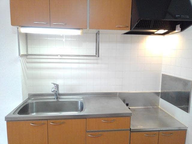 ピエ デルモンテ 02030号室のキッチン