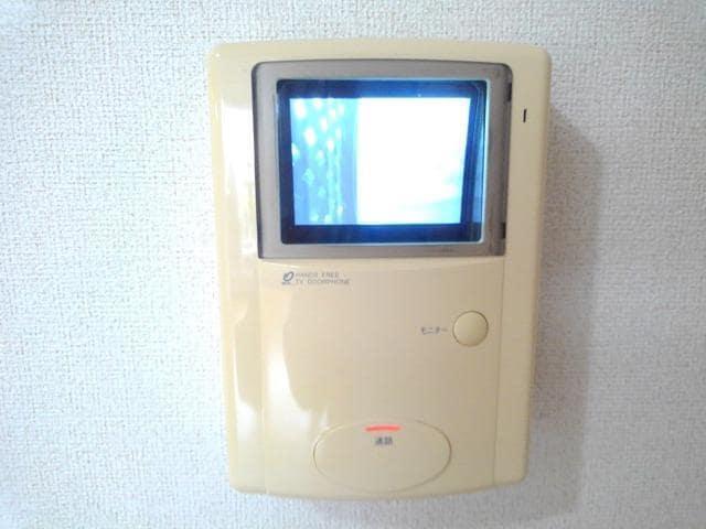 ピエ デルモンテ 02030号室のセキュリティ