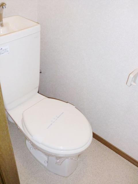 リュミエール 01040号室のトイレ