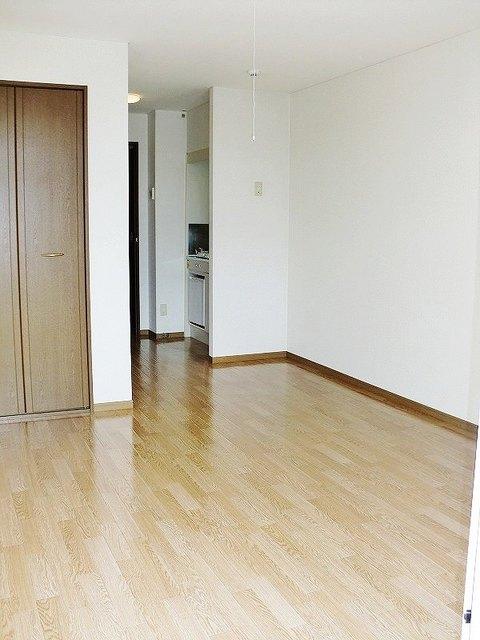 リュミエール 01040号室のベッドルーム