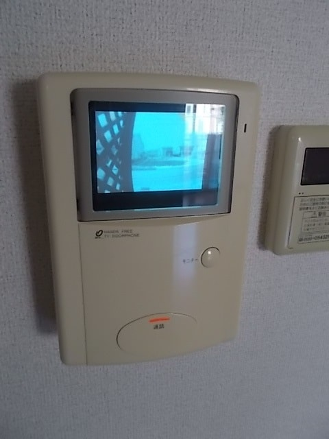 サンローレルⅡ 01020号室のセキュリティ