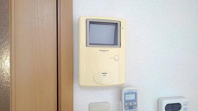 グランディ Ⅲ 02010号室のセキュリティ