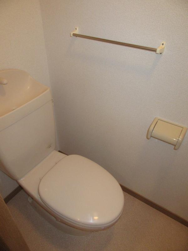 ティープラント 02030号室のトイレ