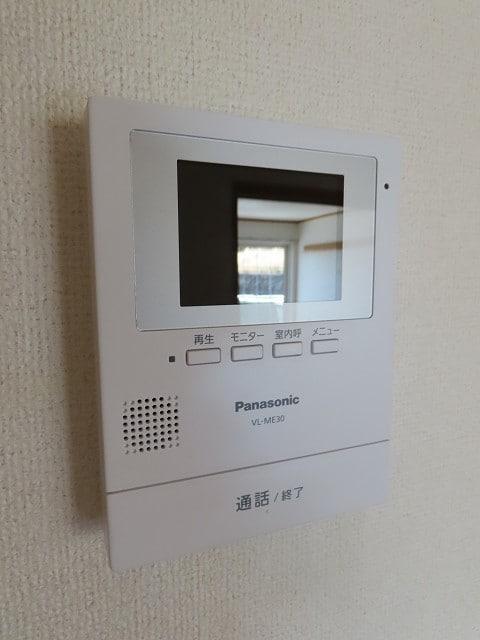 ヴェルドミールB 01020号室のセキュリティ