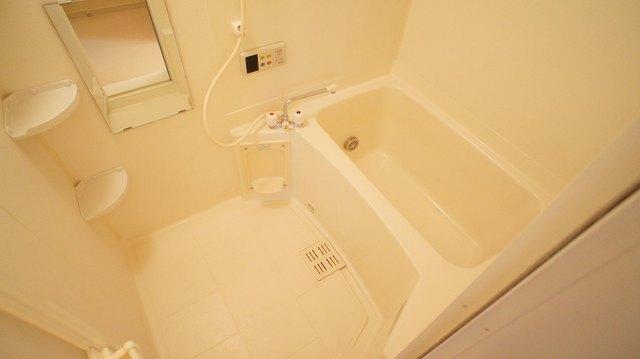 パークヒルズ・ヒロ 01010号室の風呂