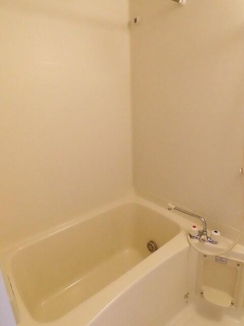 メゾン・ソレイユB 02010号室の風呂