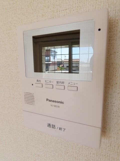 メゾン・ソレイユB 02010号室のセキュリティ