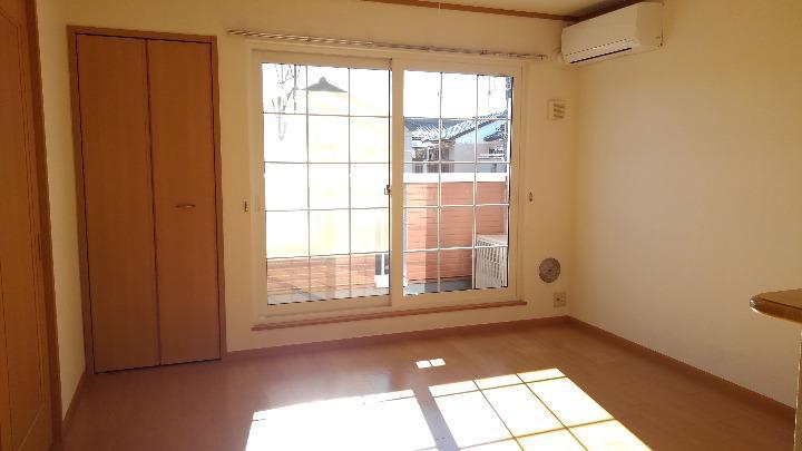 サンセールⅠ 02020号室の玄関