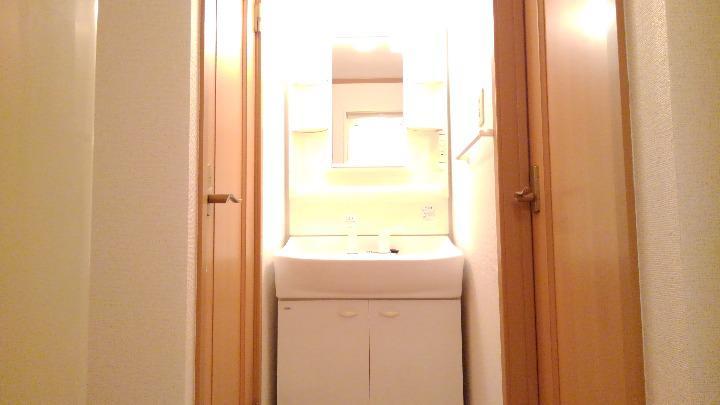 サンセールⅠ 02020号室のトイレ