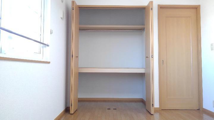 サンセールⅠ 02020号室の収納
