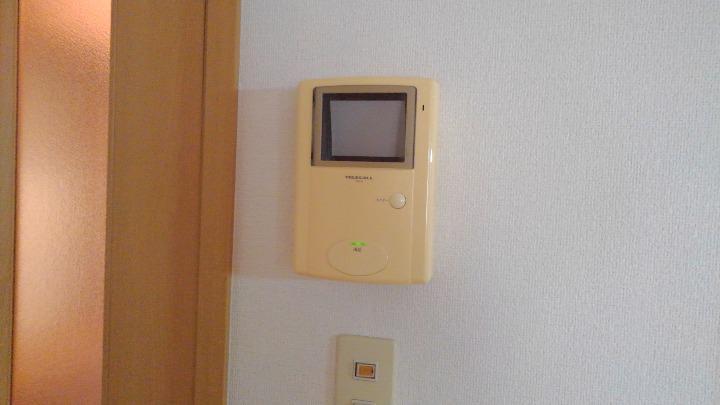 カナルガーデン 01010号室のセキュリティ