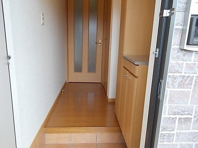 プレーヌ・フォンテーヌⅣB 01010号室の玄関