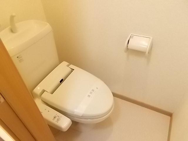 プレーヌ・フォンテーヌⅣB 01010号室のトイレ