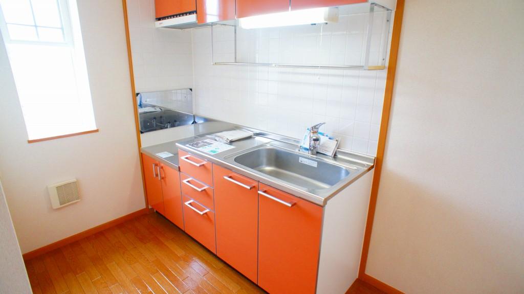 フランカルム 02010号室のキッチン