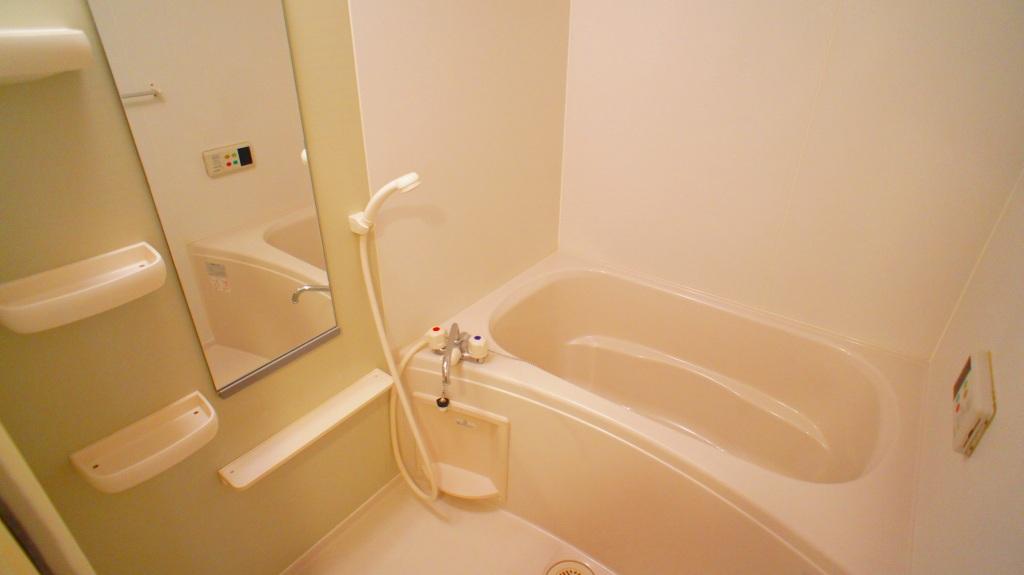 フランカルム 02010号室の風呂