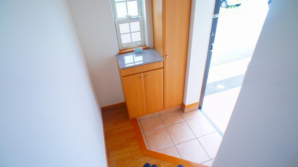 フランカルム 02010号室の玄関
