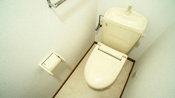 フランカルム 02010号室のトイレ