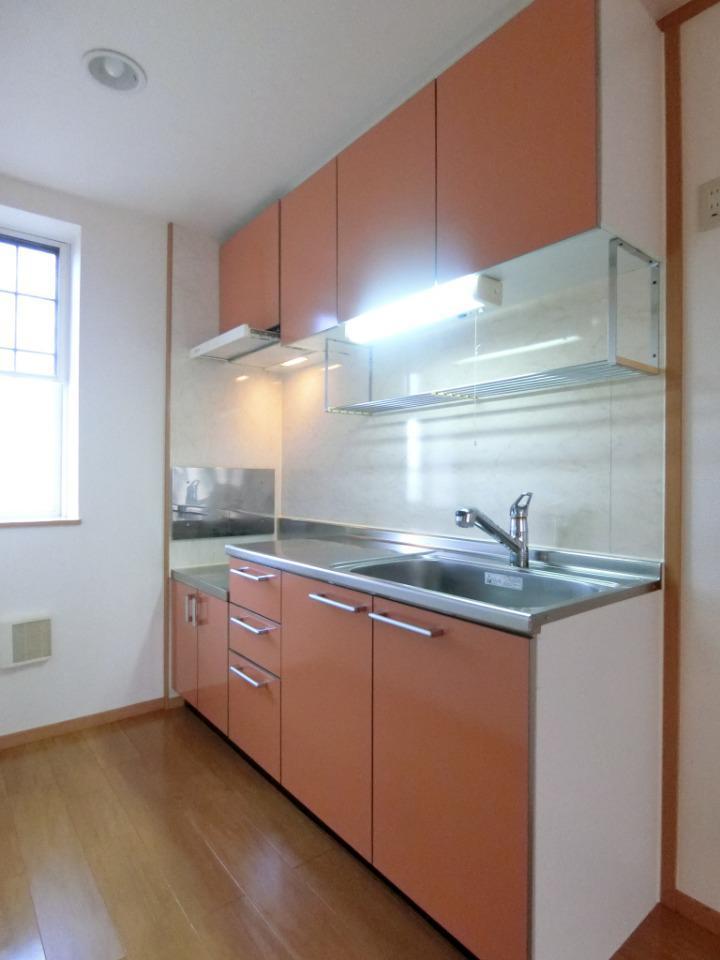 グレイスⅠ 02010号室のキッチン