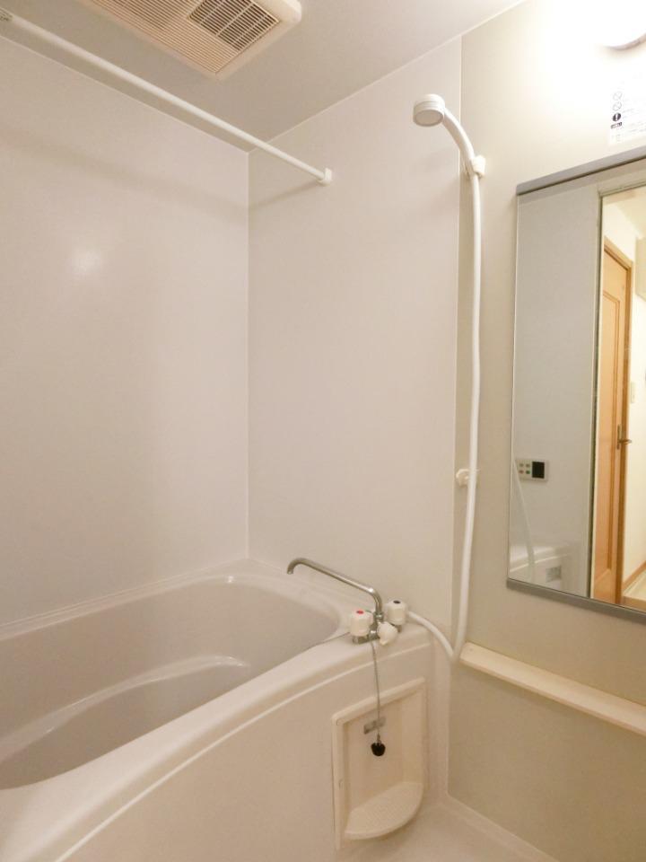 グレイスⅠ 02010号室の風呂