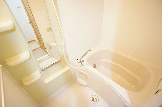 グレイスⅠ 02040号室の風呂