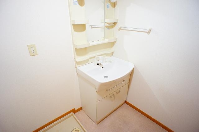 グレイスⅠ 02040号室の洗面所