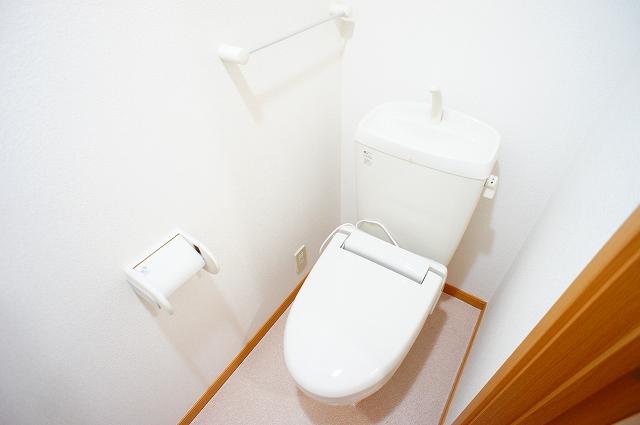 グレイスⅠ 02040号室のトイレ