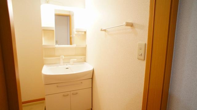 アンジュ・メゾン B 01010号室の洗面所