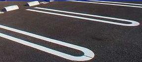 アンジュ・メゾン B 01010号室の駐車場