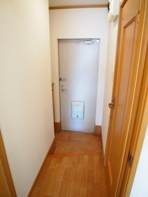 スプリングヒルズ 01010号室のバルコニー