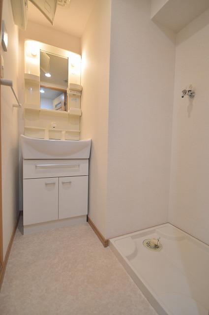 サンライク箱崎 04010号室の洗面所
