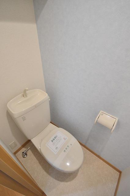 サンライク箱崎 04010号室のトイレ