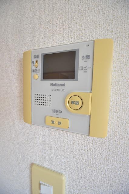 サンライク箱崎 04010号室のセキュリティ