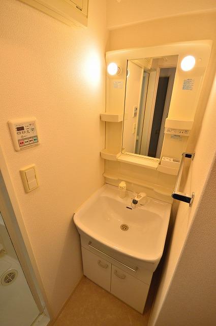 アベンシス・RC 04030号室の洗面所
