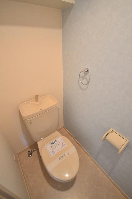 アベンシス・RC 04030号室のトイレ