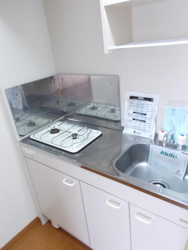 レジデンス19 04030号室のキッチン