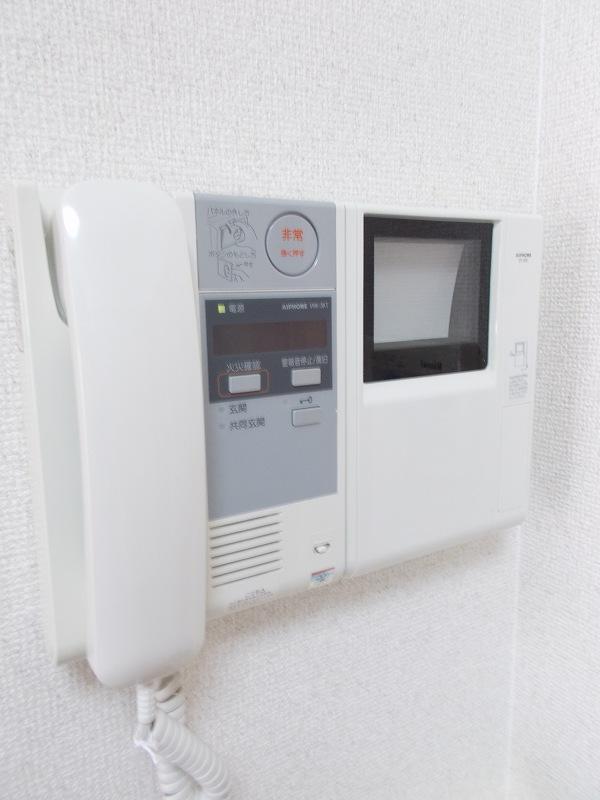 レジデンス19 04030号室のセキュリティ