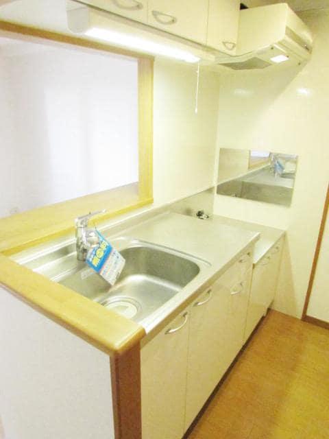 オーレオール 03040号室のキッチン