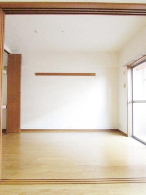 オーレオール 03040号室のバルコニー