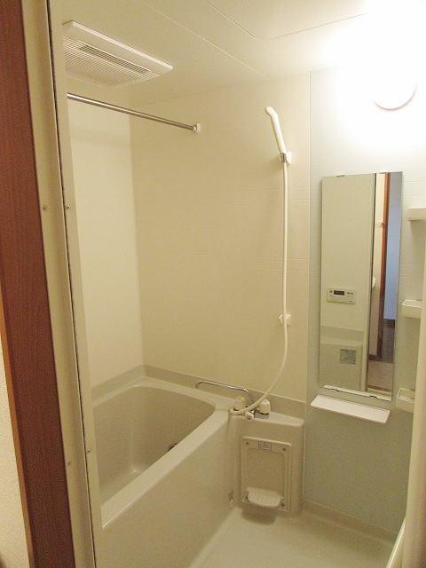 アイタス福岡 09080号室の風呂