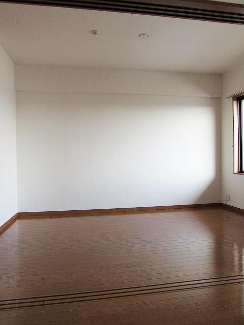 アイタス福岡 09080号室のベッドルーム