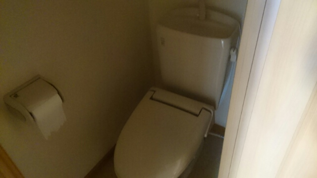 カスタナール 02080号室のトイレ