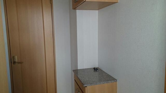 カスタナール 02080号室の玄関
