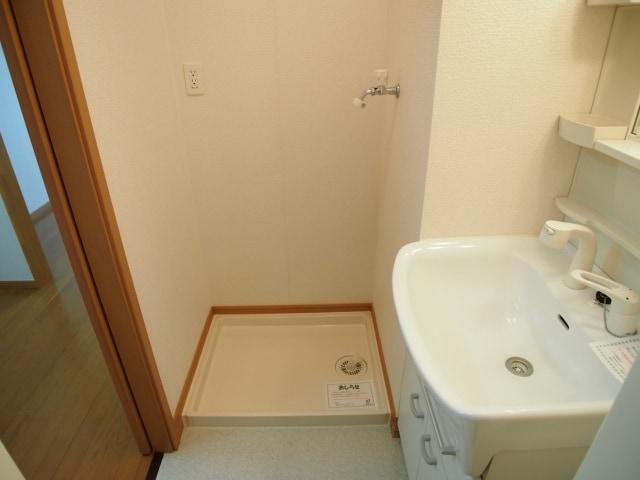 カーサ ヴェンティ 04020号室の洗面所