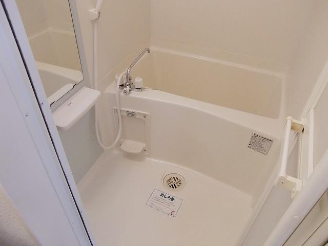 カーサ ヴェンティ 04020号室の風呂