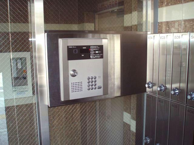カーサ ヴェンティ 04020号室のセキュリティ