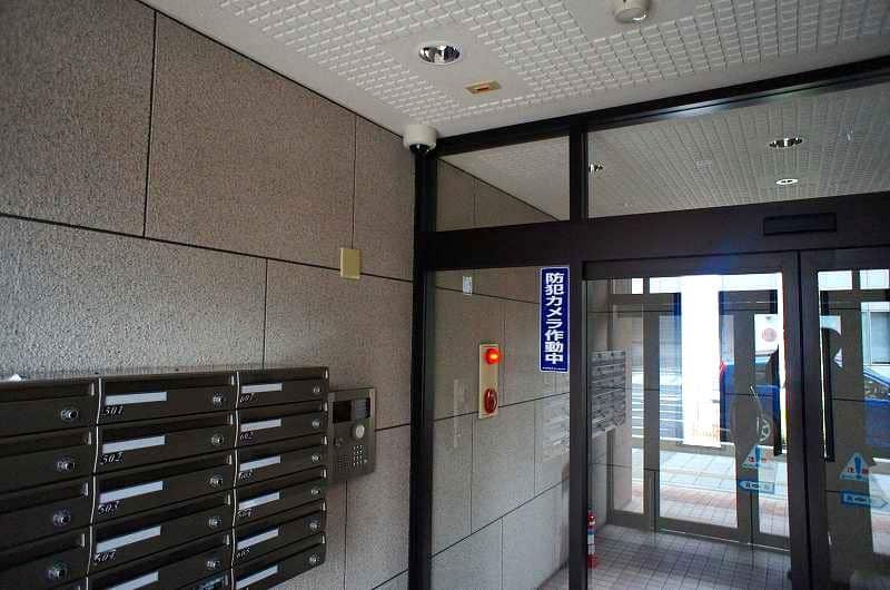 カーサ ヴェンティ 04020号室のエントランス