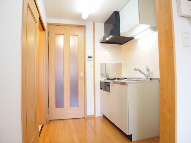 カーサ ヴェンティ 05020号室のキッチン