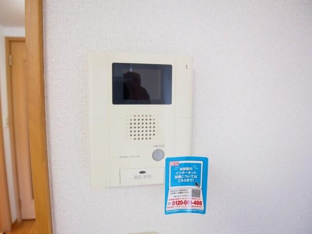 カーサ ヴェンティ 05020号室のセキュリティ