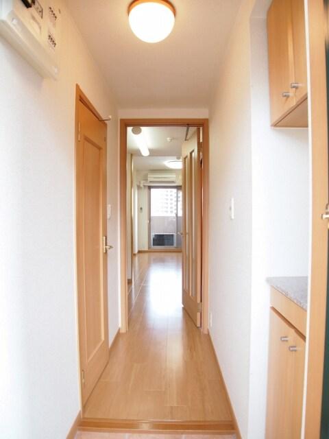 カーサ ヴェンティ 05020号室の玄関